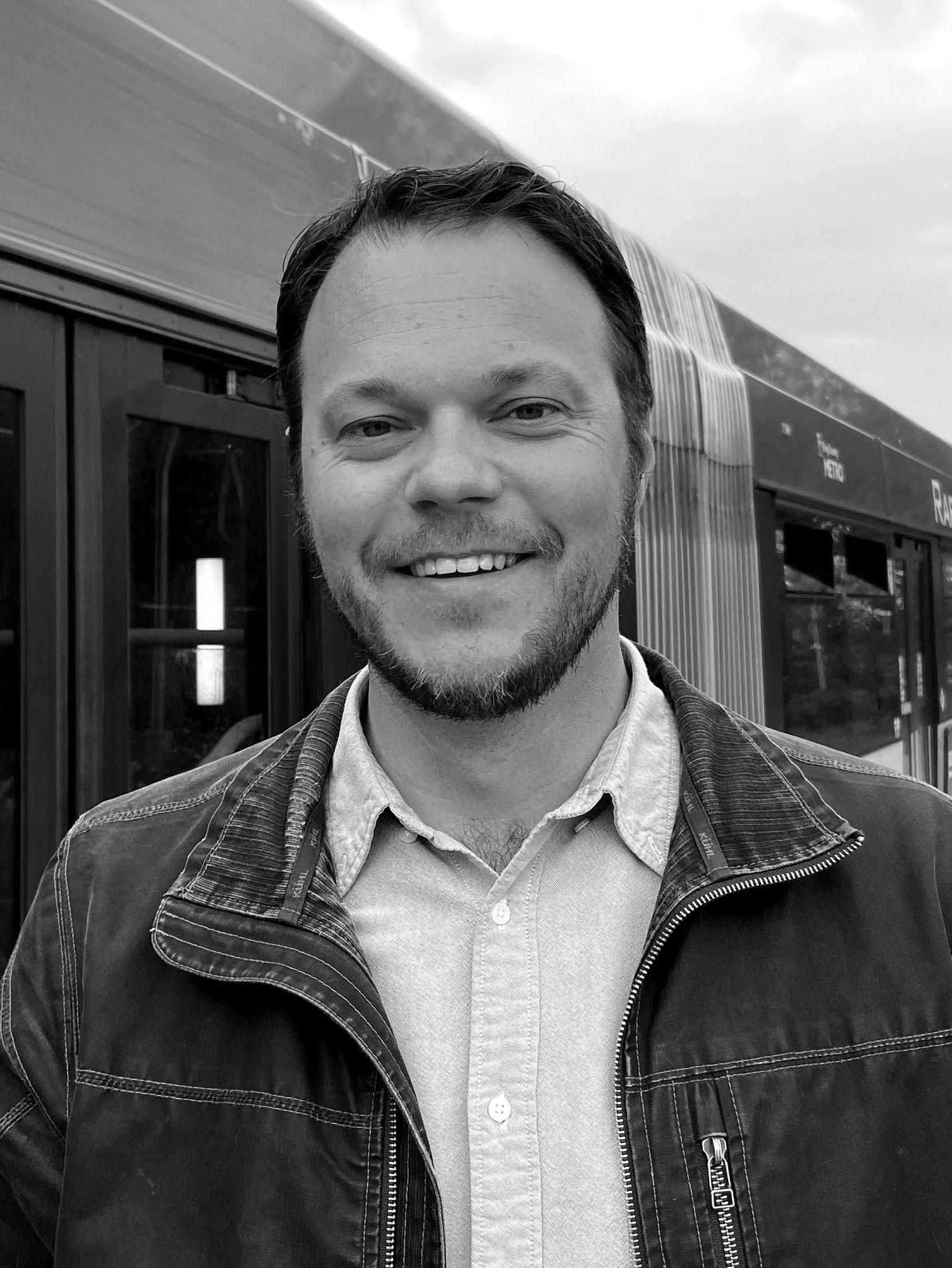 Matthew Hagen an Associate at Hinge Studio